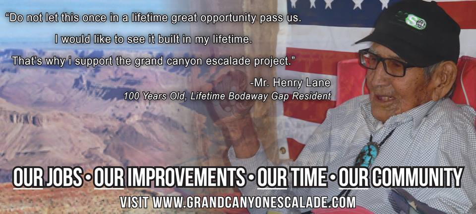 Testimonial from Henry Lane, Navajo Elder